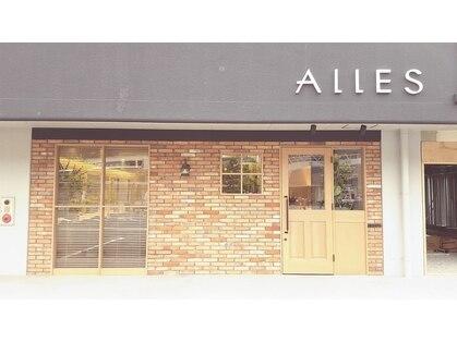 アレス(ALLES)の写真