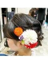 ヘアーメイクミキ 上野本店(hair make MIKI)ヘアセット2