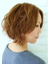 ヘアー フリカケ(Hair furicake)パーマ(ショート)
