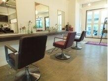 ヘアーサロンプールブ(hair salon pour vous)の雰囲気(3席のみだからゆったり過ごせる。)