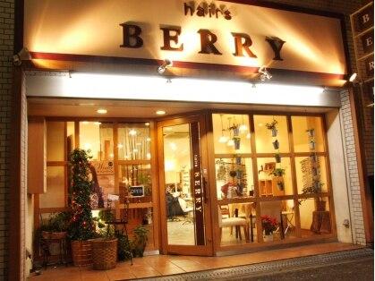 ヘアーズ ベリー 駒川店(hairs BERRY)