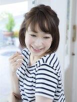 髪質改善ヘアエステ ブリスク(Brisk)普段使いアレンジ☆〈ハーフアップ〉