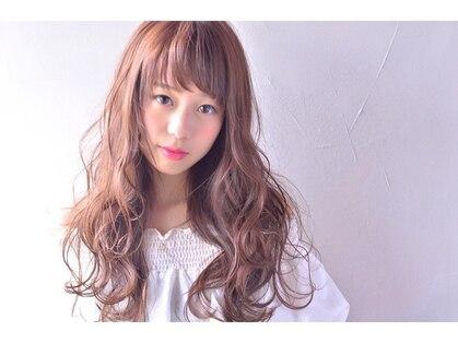 ジェムフォーヘアー 藤崎店(gem. for hair)の写真