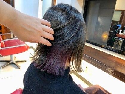 ルッカヘアー(LUCCA HAIR'S)の写真