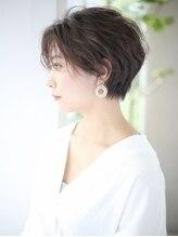ヘアメイク ブーケ(HAIR MAKE Bouquet)フォギ―ショート