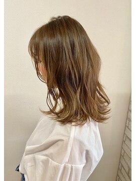 ヘアハウス ルアナ(Hair House Luana by NYNY)プラチナマットベージュ