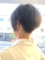 『京都 山科 ルーナ』 刈り上げ女子 【草木真一郎】ミルクティー