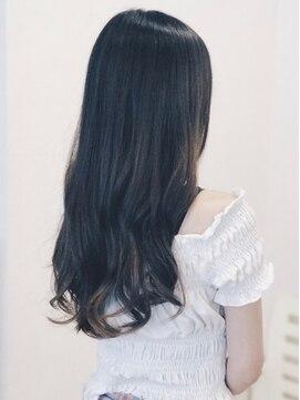 セシルヘアー 広島駅前店(Cecil hair)モノトーングレージュ スポンテニアスモーブカラー