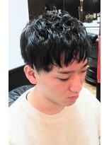 ヘアーメイクサロンアカイシ(hairmake salon AKAISHI)ボリューム!パーマスタイル