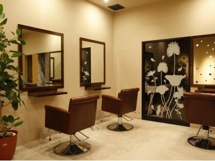 プティパ ヘアーアトリエ(petit pas hair atelier)の写真