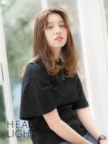 フローレス バイ ヘッドライト 三鷹店(hair flores by HEADLIGHT)ラフモード×シースルーバング