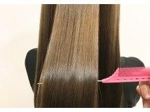 フレイア ヘアーアンドスパ トータルビューティサロン(Freya Hair&Spa)の雰囲気(痛んだ髪の強度、柔軟性を直接補います。施術するたびに綺麗な髪)
