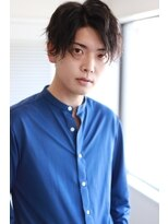 【soy-kufu】緩めの波打ちセンターパート