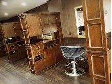 髪の美院 シャルマン ビューティー クリニック(Charmant Beauty Clinic)の雰囲気(大人の空間をお守りするために半個室になっております。)