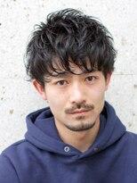 ザ サードヘアー 津田沼(THE 3rd HAIR)ブラスト束感マッシュ