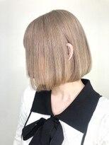 ヴィフクローネ(vifkrone)ディープミルクティーベージュ【吉野】