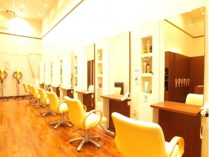 美容室ヒラトヤ 都南店の写真