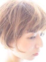 エラ(ELLA)☆シンプルグラボブショート☆《ELLA中目黒》