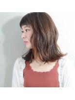 【vifreve】浮田有人 大人かわいい☆ヌーディベージュ