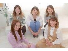 ザッツ 平井店(ZA'S)の雰囲気(女性スタイリストも多いサロンです。カラーはお任せください♪)