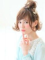 ガレットウメダ(GALETTE UMEDA)カジュアル☆トップノット