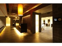 SARAJU川西店の最大の魅力は贅沢なラグジュアリー空間です!安らぐ一時をご体感ください!