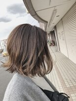 グリッター 赤塚店(GLITTER)bob×Ash beige