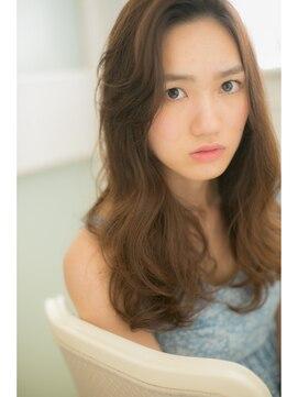 井川遥風髪型 ナチュラルロングで大人ステキ女子に☆@銀座