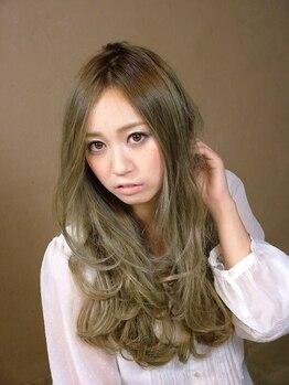ヘアーレコード(hair Records)の写真/美髪は美しい女性の基本です♪【Records】のトリートメントであなたもうるツヤ美髪美人になりましょう◎