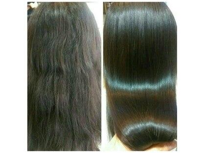 SR 美髪の研究所の写真