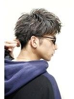 リップスヘアー 銀座(LIPPS hair)スラッシュリッパーショート