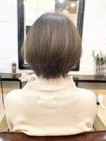 エトネ ヘアーサロン 仙台駅前(eTONe hair salon)縮毛矯正×オッジィオット