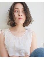 ラレイ(Lalei)【ささきまさき】グラデーションボブ+毛先パーマ