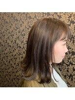 ヘアー コパイン(HAIR COPAIN)ナチュラルなカーキーベージュ[熊本/中央区/上通り/並木坂]