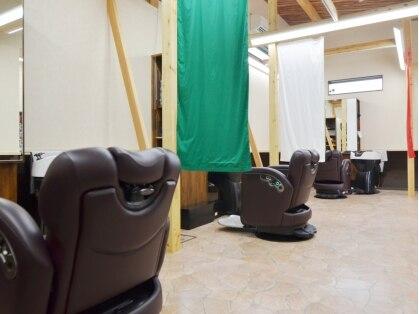 ヘアラボ トリアンゴロ(Hair Lab Triangolo)の写真