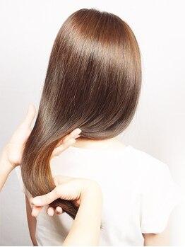 ソフトヘアカッターズ(soft HAIR CUTTERS)の写真/傷んだダメージヘアもツヤサラ美髪に♪話題のTOKIOトリートメントを体感してみて♪【丸太町/烏丸御池】