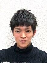 ビューティーボーイ ヤマグチ(BEAUTY BOY Yamaguchi)ソリッドショート