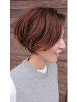 クブヘアー(kubu hair)《Kubu hair》ショートパーマスタイル