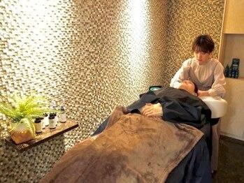 ヘアロジー アヴェダ 名駅(HAIRLOGY AVEDA)の写真/【名駅】[AVEDA専門サロン]の実力を体感!頭皮・髪をケアし、心から癒される本格SPAはリピーター多数◎