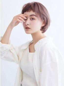 """カイノ 梅田本店(KAINO)の写真/トレンドに敏感なOLのオフィスカジュアルはお任せ♪朝も簡単スタイリング♪大人女性の""""綺麗""""を引き出します"""