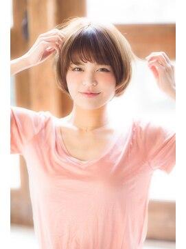 ソフトヘアカッターズ(soft HAIR CUTTERS)【soft HAIRCUTTERS】【マチコ】オーダー多数マッシュボブ
