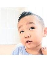 2歳★モヒカン