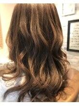 ロッシュ ヘアーデザイン(Roche Hair Design)ロングスタイル