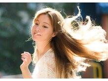 ワープ(warp)の雰囲気(世界唯一のオーガニック認証カラーで髪もお肌も輝く・・・)