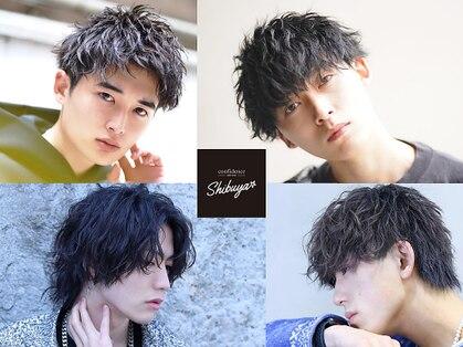 confidence -MEN'S HAIR- 渋谷店【コンフィデンス メンズヘアー】