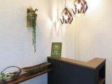 美容室 トワモワの雰囲気(ほっと一息つけるような空間♪)