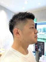 クリアーオブヘアー 本山店(CLEAR of hair)メンズ必見☆ツーブロベリーショート