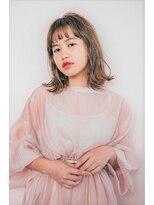 ミエルアンドメルジーナ 吉祥寺(miel & melgina)◆miel&melgina吉祥寺◆ミルクティー ベージュ×BOB
