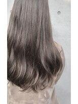 アレーン ヘアデザイン(Alaine hair design)【NAOMI】艶×透明感 autumnアッシュバイオレット