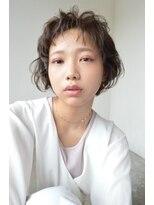 【soy-kufu】エアリーショート